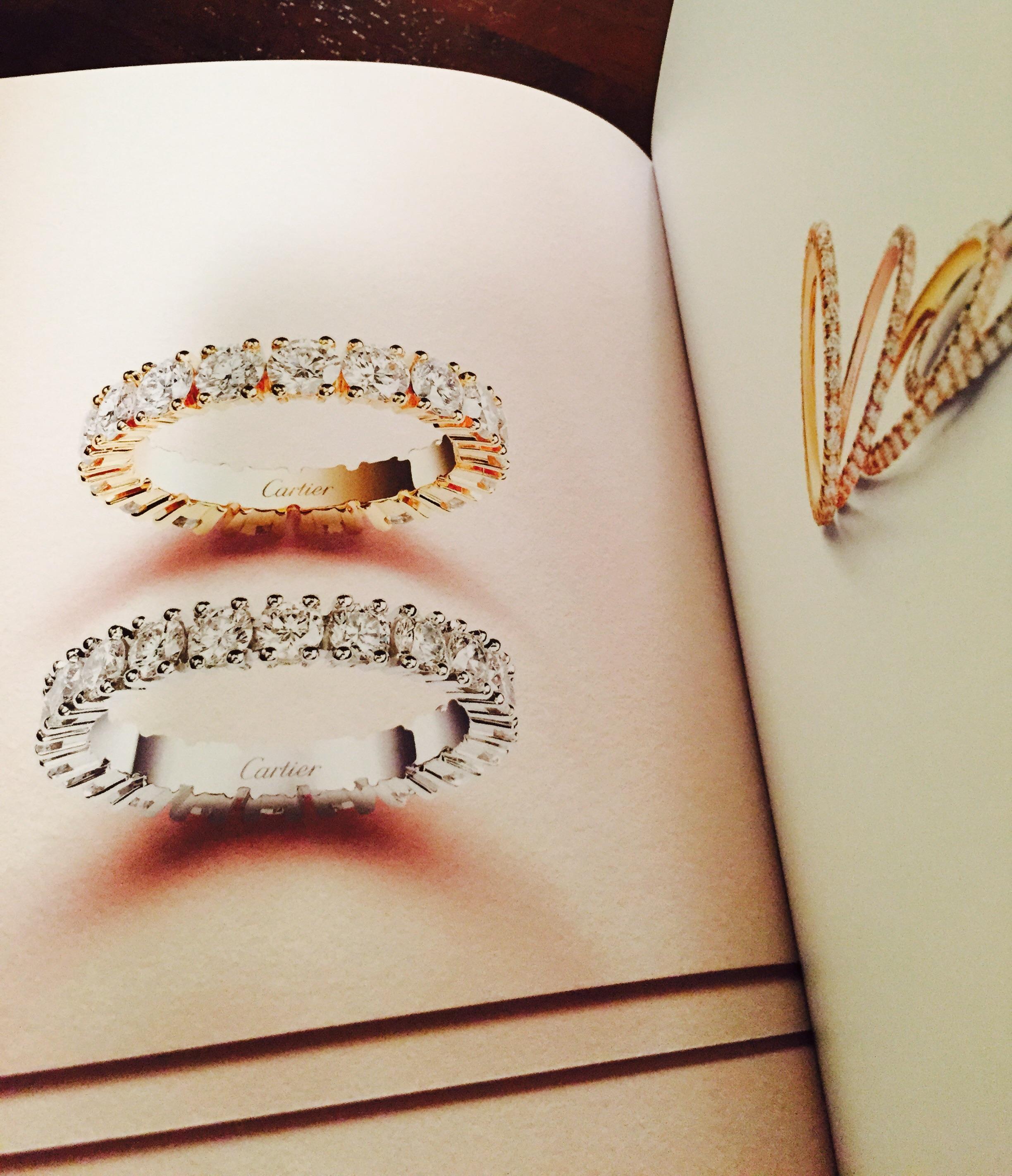 Arbre De Vie Cartier 2 Carats Of Love