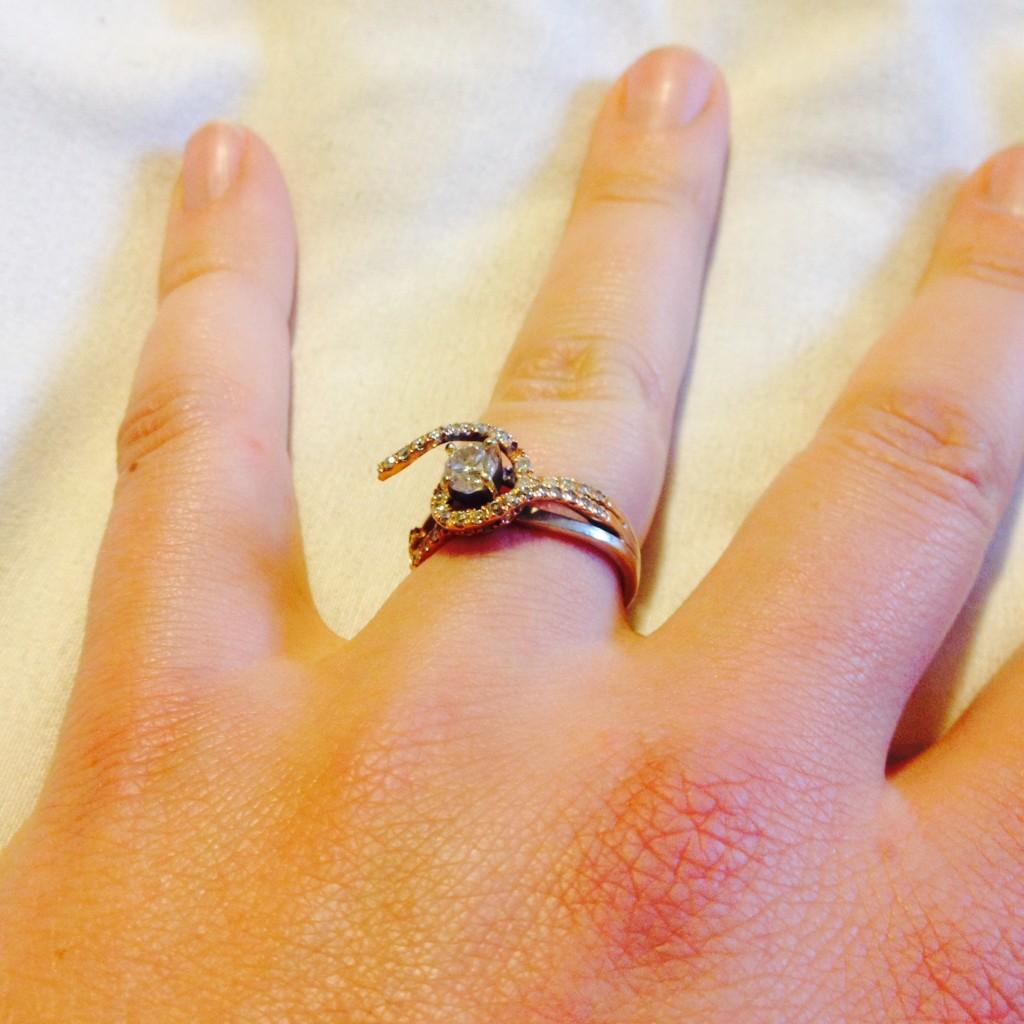 engagement ring kays jewelry wedding rings broken engagement ring